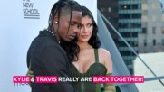Kylie jenner & Travis Scott make red carpet debut as on-again couple
