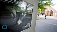 Confederate Flags Left Near Rev. Martin Luther King's Church