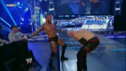 Friday Night Smackdown 22/07/11 ; Част 4/5