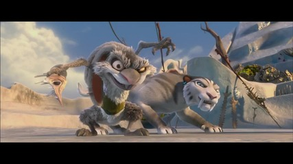 Превод: The Wanted - Chasing The Sun ( Ice Age Continental Drift Soundtrack)