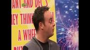 Ant and Dec Britains Got More Talent quiz s3e1