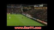 30.09 Бербатов с първи гол за Манчестър - 3:0 с-у Олборг