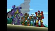 Tmnt Btts Mayhem From Mutant Island 11