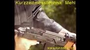 Стрелба С Калашник - Забавен Кадър!