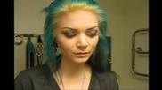 Twiggx - Как да си боядисаме косата в екстрамен цвят?