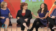 Barbara Walters and Joy Behar Return to The View to Celebrate 4000 Episodes