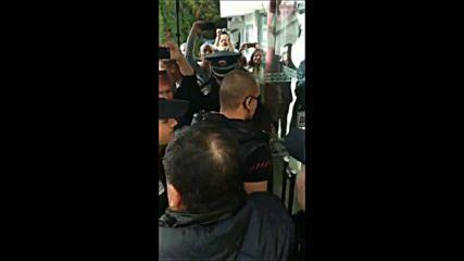 Кметът на Несебър Николай Димитров пристигна за полагане на клетва