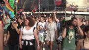 Bulgaria: Anti-LGBTQ activists march in Sofia