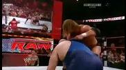 Raw vs Big Show Wwe Raw 26_10_09 Hq_