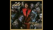 Michael Jackson Ft Fergie - Beat It Thriller