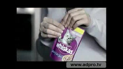 Реклама на Whiskas