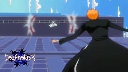 Bleach Ichigo has a monster [skillet Monster Full Song!!]