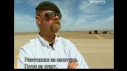 Ловци на митове - Самолет на лентов транспортьор - с Бг превод