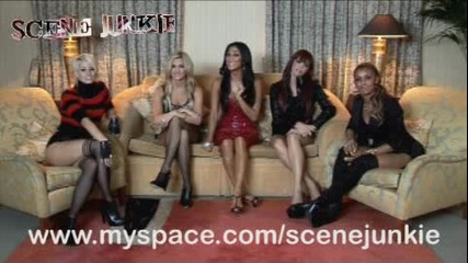 Win The Chance To Interview The Pussycat Dolls!!