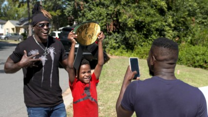 R-Truth's heartwarming visit to his childhood home: WWE 24 (WWE Network Exclusive)