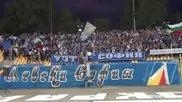 Сектор Б на Левски - Локомотив (сф) Песните (hd)