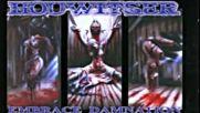 Houwitser - Enbrace Damnation - 2001 - Full Lenght