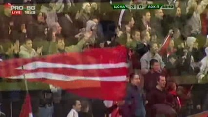 Cska 3:2 Lokomotiv(plovdiv)