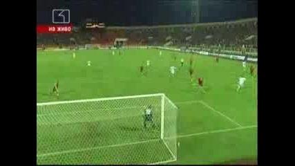 Беларус - България 0:2