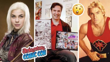 Ето кой идва за Aniventure Comic Con в София: Любими актьори, секси косплей мацки...