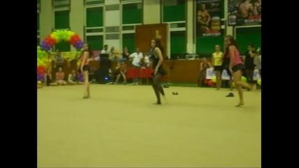 Лилия Ангелчова-турнир Диляна 2010