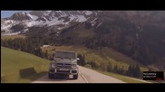 ♕ Руски Рап за Mercedes-benz G-class ♕