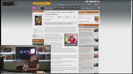 Геймърски новини - Afk Tv Еп. 32 част 1