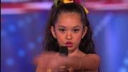 Невероятно талантливи деца танцуват в America's Got Talent 2013