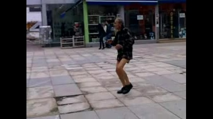 В центъра на Пловдив няма луди