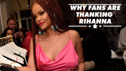 Rihanna's Fenty mannequins have bellies & butts