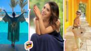 Тайнствената романтична ваканция на Мика Стоичкова! Дъщерята на Камата с парти в Мексико