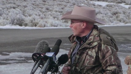 USA: Oregon militia to announce when they will leave at Friday meeting