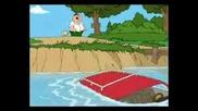 Family Guy _--_Бащата И Синът Срещу Майката
