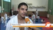 Тодор Събев е eврошампион по шотокан карате