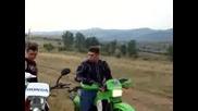 Yamaha Tt 350 Vs Yamaha Xt 600 Na Zadna