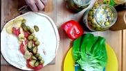 Как се прави вегетариански или веган дюнер от bilki.bg