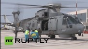 Italy: UN calls on EU to set up well-resourced search and rescue operation in Med