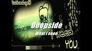 Deepside - What I Need