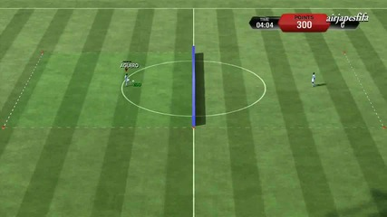 Fifa 13 Gameplay Manchester United vs Manchester City
