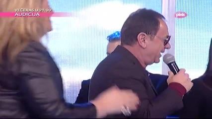 Mile Kitic i Jana,Cana,Marta - Mi se volimo - (LIVE) - (RTV Pink 2015)