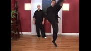 Kung Fu Kicking Tips Kung Fu Tornado Kick