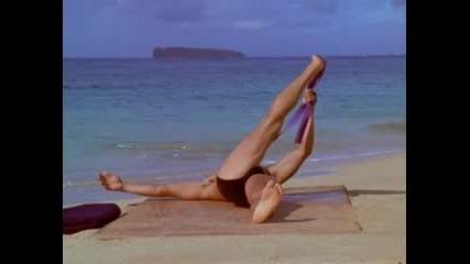 Йога Начинаещи - сутрин - Am Yoga For Beginners Rodney Yee