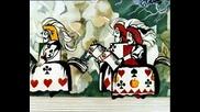 Руска анимация. Алиса в Стране чудес Серия 2