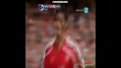 Арсенал 4 - 0 Фулам - Брилянтен завършек на сезона