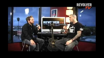 Phil Anselmo говори за Pantera