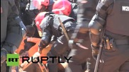 Spain: Basque activists beaten by police as they attempt occupation