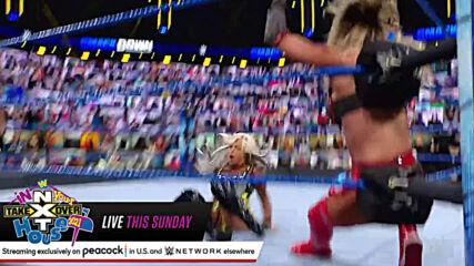 Liv Morgan vs. Carmella: SmackDown, June 11, 2021