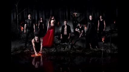 The Vampire Diaries - 5x03 Evil Ways - Blues Saraceno (justice Mix)
