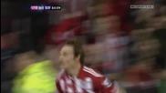09.11.2010 Стоук Сити 3 - 2 Бирмингам гол на Дийн Уайтхед