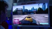 E3 2012: Need For Speed: Most Wanted - Speedwall Walkthrough